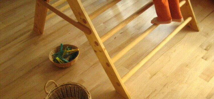 Pikler statt PEKiP: Warum ich Pikler Spielräume liebe und Frühförderungskurse meide