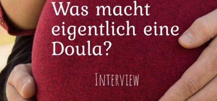 Was macht eigentlich eine Doula? – Interview mit Jennifer Hähnel