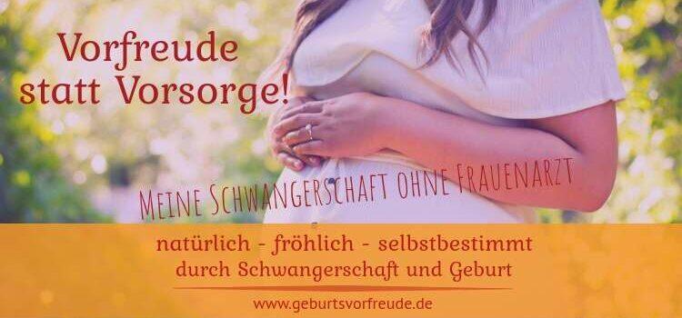 Schwangerschaft ohne Frauenarzt