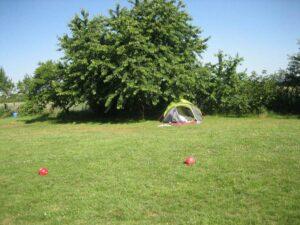 Öko-Familienurlaub Zelte