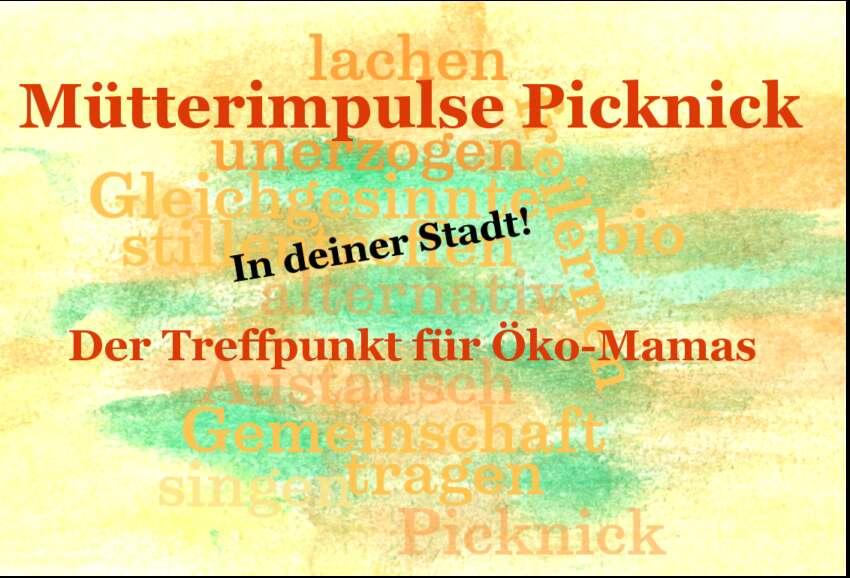Mütterimpulse Picknick in deiner Stadt