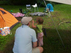 Öko-Familien Campingurlaub Mecklenburg Vorpommern 2017