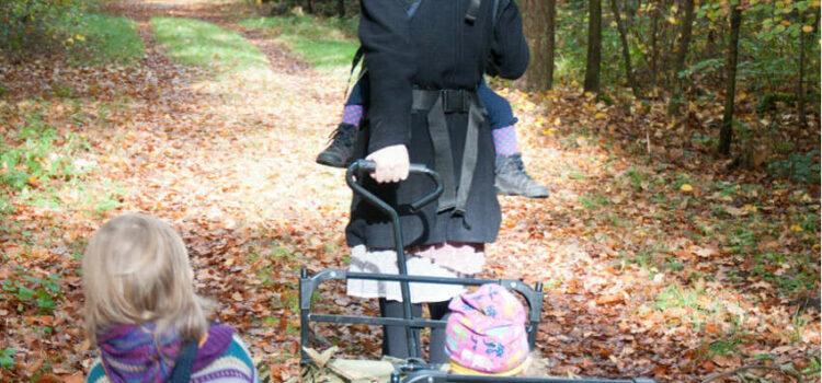 Unser Weg zu einem kindergartenfreien Alltag