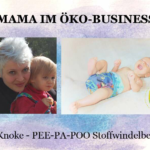 Mamas im Öko-Business: Anne Knoke, Stoffwindelberatung