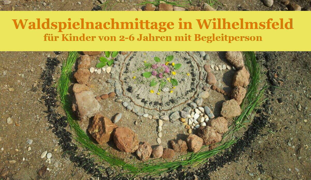 Waldspielnachmittage Wilhelmsfeld