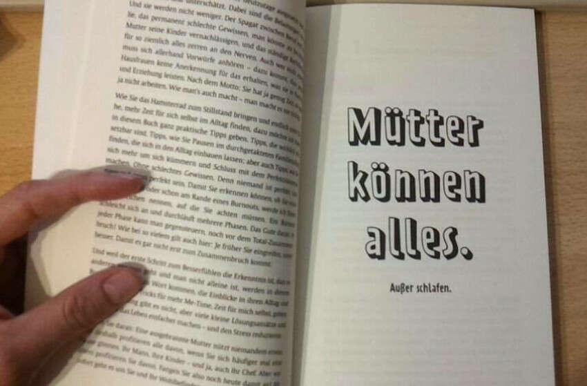 Nathalie Klüver, Buch