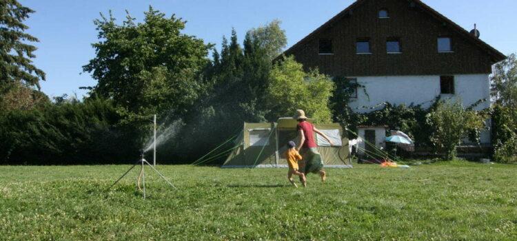 Familien-Gemeinschaftsurlaube in Stutensee 2018 – Rückblick und Ausblick