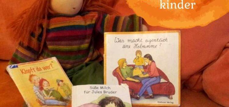 3 tolle kleine Bücher für werdende Geschwisterkinder