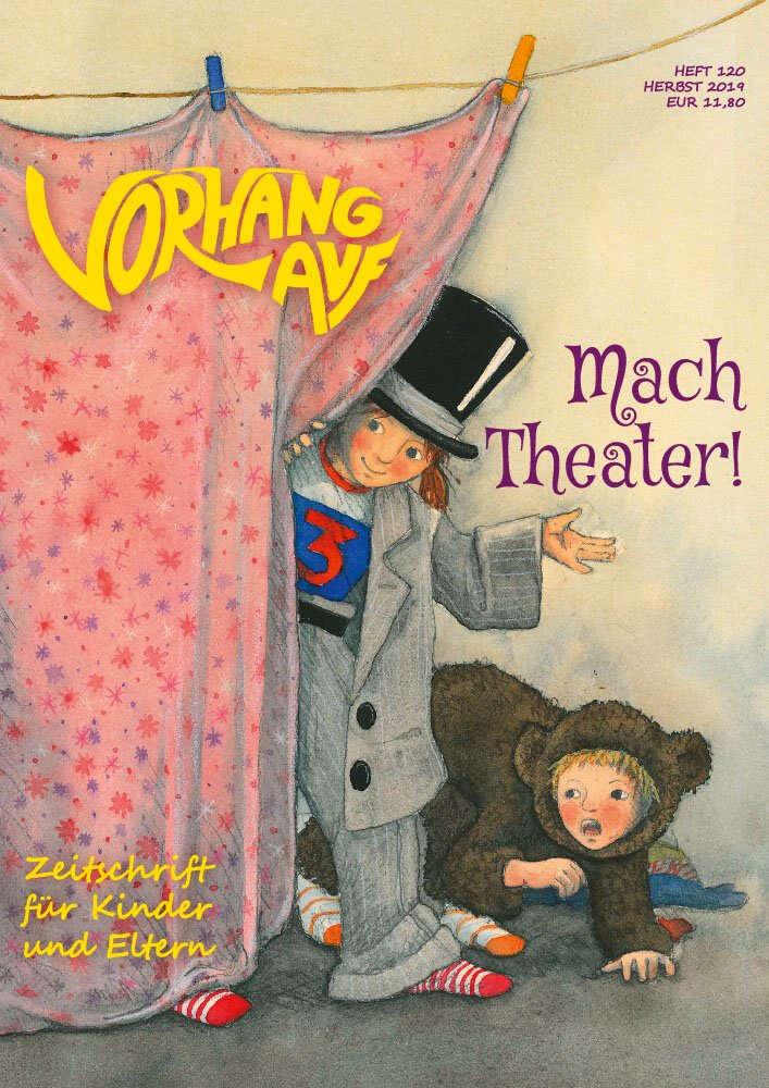Vorhang Auf Zeitschrift, Theater