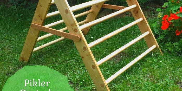 Pikler Dreieck – Empfehlungen + DIY Bauanleitung