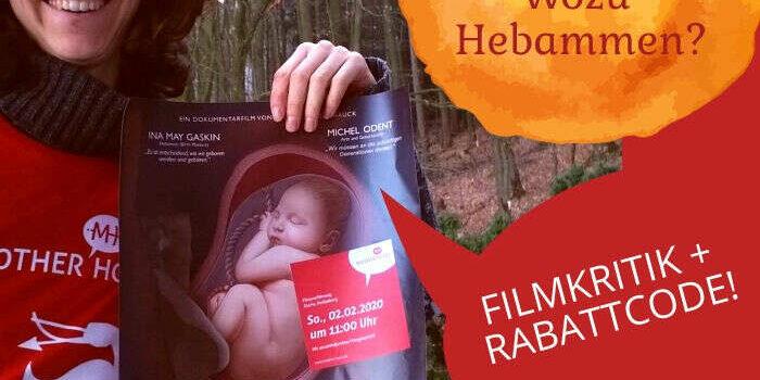 Die sichere Geburt – Wozu Hebammen? | Filmkritik + Rabattcode
